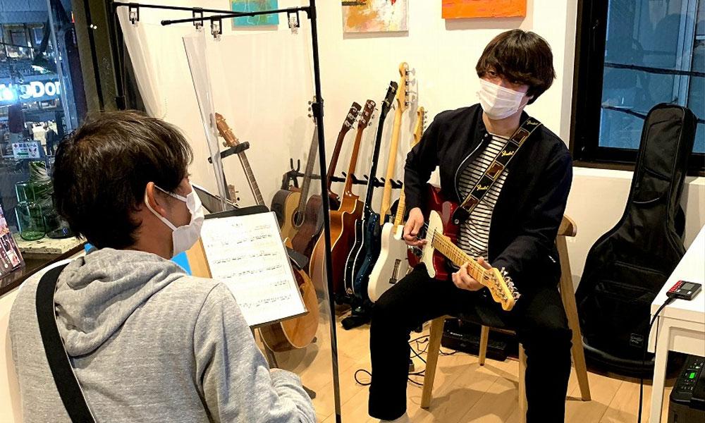 ギター教室のイメージ